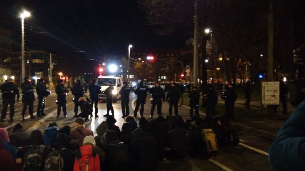 Pressemitteilung zum Demonstrationsgeschehen am 1. Februar 2016