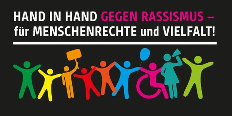 Aktionstag am 19. Juni gegen Rassismus