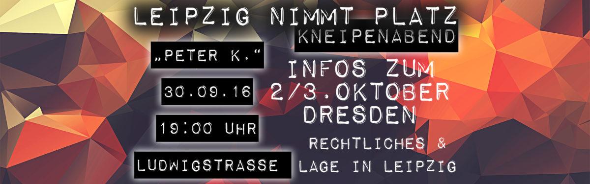 8. Offener Kneipenabend – Keine Einheit mit Menschenfeindlichkeit!