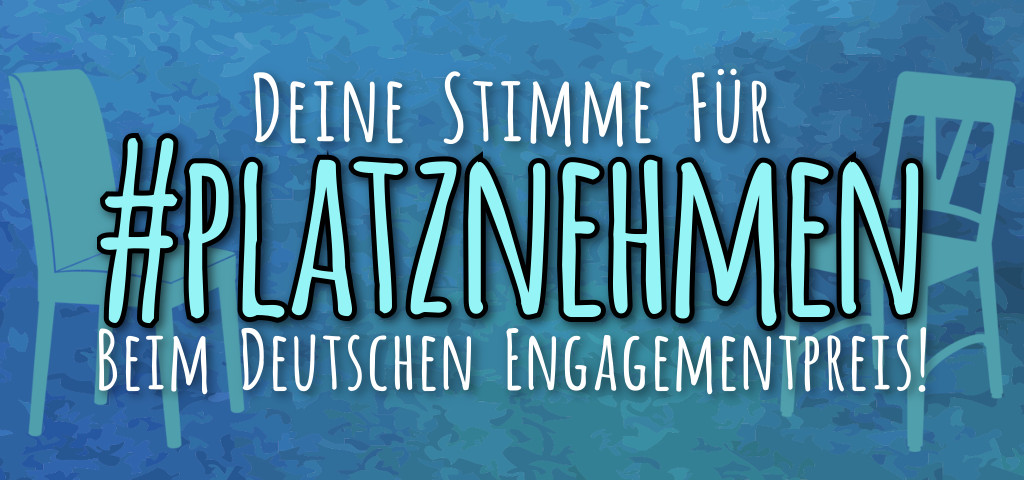 Leipzig nimmt Platz für Publikumspreis 2016 des Deutschen Engagementpreises nominiert