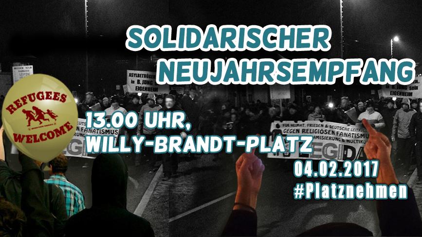 Zwei Jahre antifaschistischer Protest – hunderte von Repression Betroffene in Leipzig