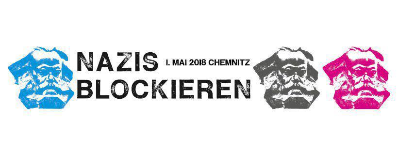 """""""Leipzig nimmt Platz"""" ruft zur gemeinsamen Anreise nach Chemnitz am 1. Mai auf"""