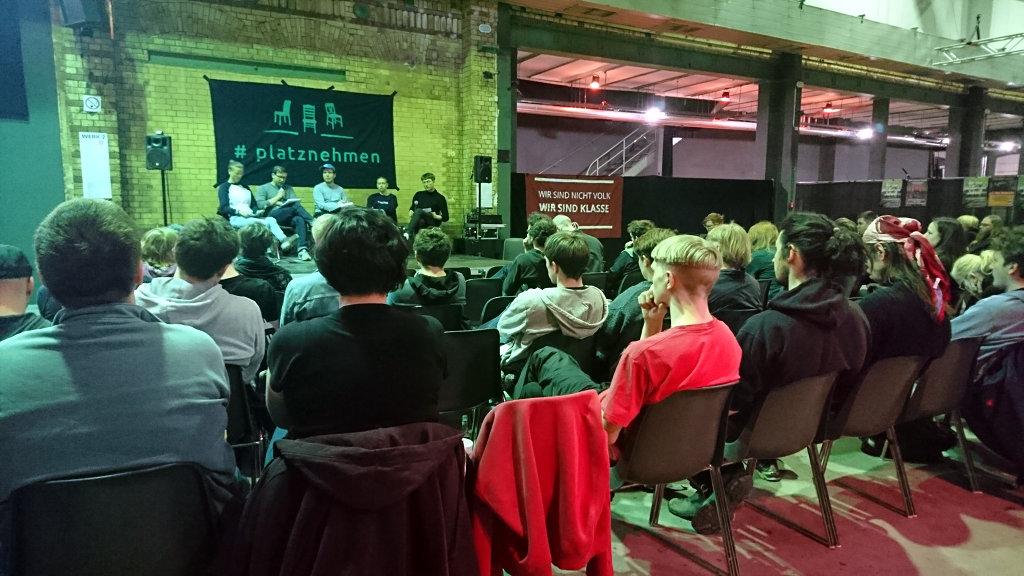 """Konferenz des Aktionsnetzwerks """"Leipzig nimmt Platz"""" war voller Erfolg"""