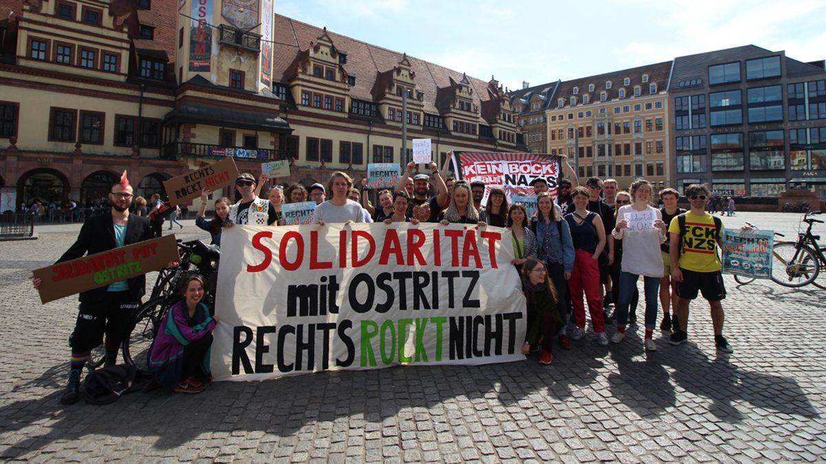 """Aktionsnetzwerk """"Leipzig nimmt Platz"""" fährt Bus"""