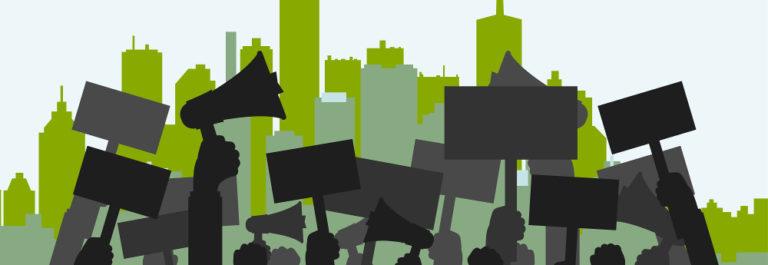 """Stadtpolitische Tagung """"Von der Großstadtfeindschaft zum Nazikiez? Anti-/urbane Kontexte des autoritären Populismus"""""""