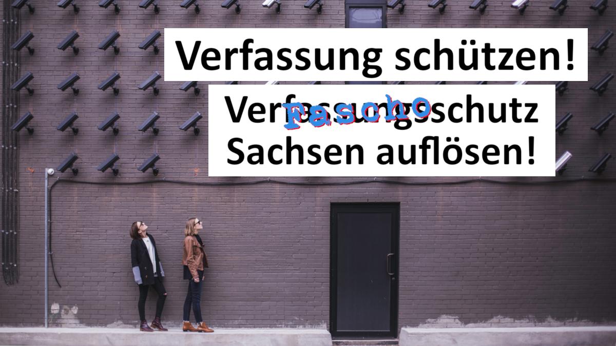 Verfassungsschutz Sachsen – die Pannenbehörde