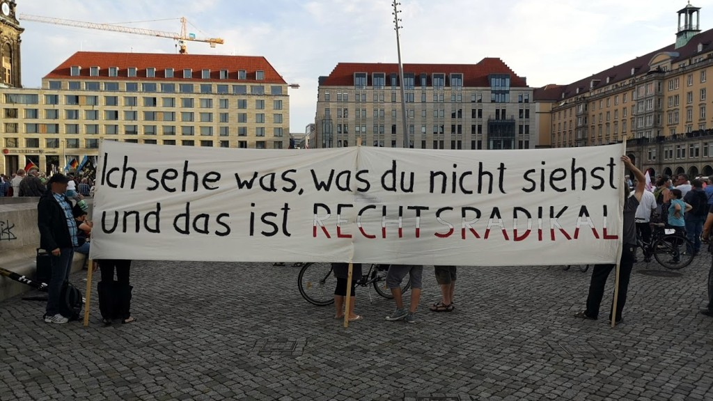 NoPegida 12. August 2019