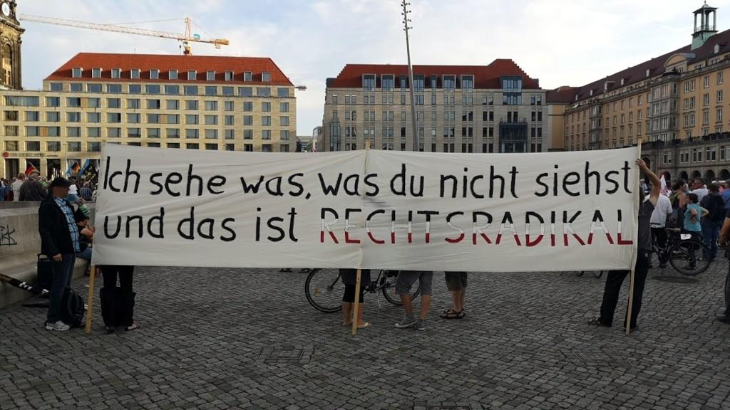 Dresdner Versammlungsbehörde unterstützt Pegida