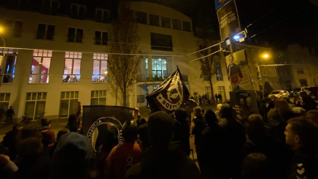 Öffentliche Wahlkampfveranstaltung der AfD doch nicht öffentlich?
