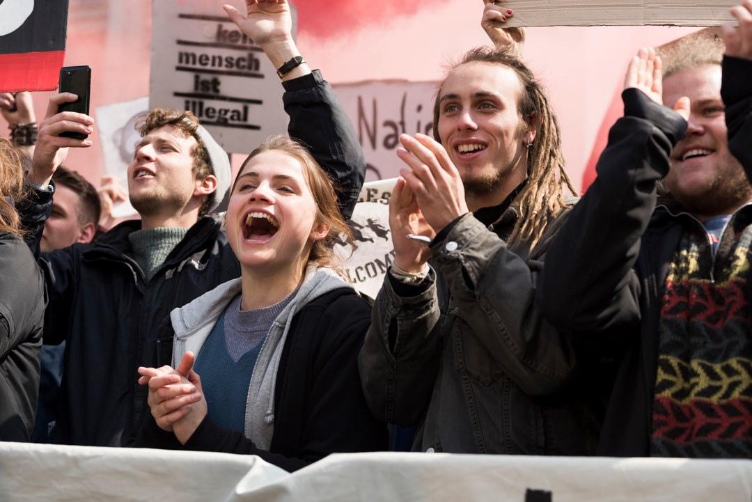 """Freikarten für Film und Diskussion: """"Und morgen die ganze Welt"""""""