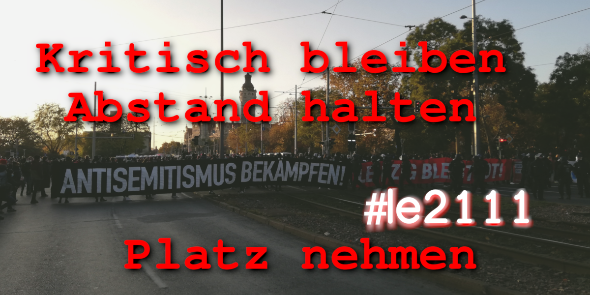 Querdenken Leipzig #le2111