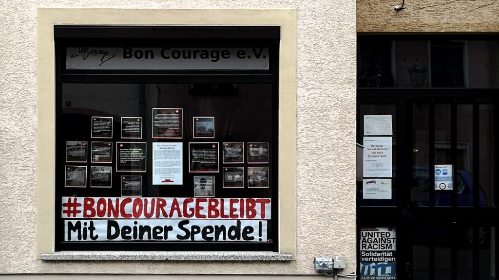 Spende an Bon Courage e. V.