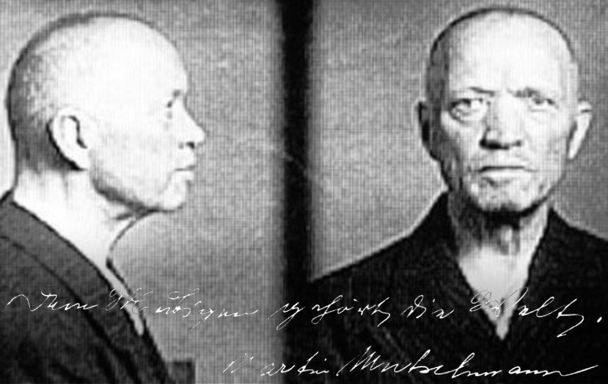 #DresdenBlockiert: Der Fall des Martin Mutschmann
