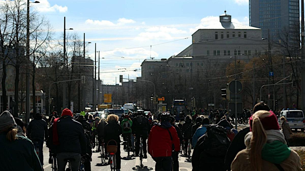 Leipzig bleibt querdenkfrei